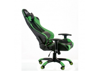 Геймерское кресло ExtremeRace black-green