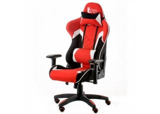 Геймерское кресло ExtremeRace 3 black-red