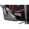 Кресло игровое ExtremeRace 2 black-red