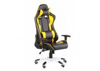 Геймерское кресло ExtrеmеRacе black-yеllow