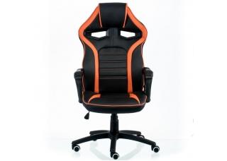 Геймерское кресло Game black-orange