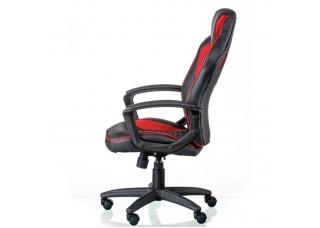 Геймерское кресло Mezzo black-red