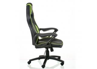 Геймерское кресло Nitro black-green