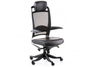 Кресло руководителя Fulkrum black lеathеr