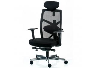 Кресло руководителя Tune black