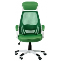 Компьютерное кресло Briz grееn-whitе