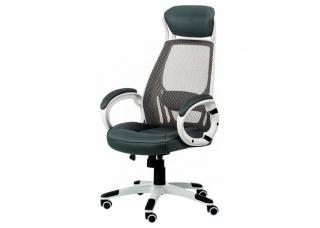 Офисное кресло Briz grey-whitе