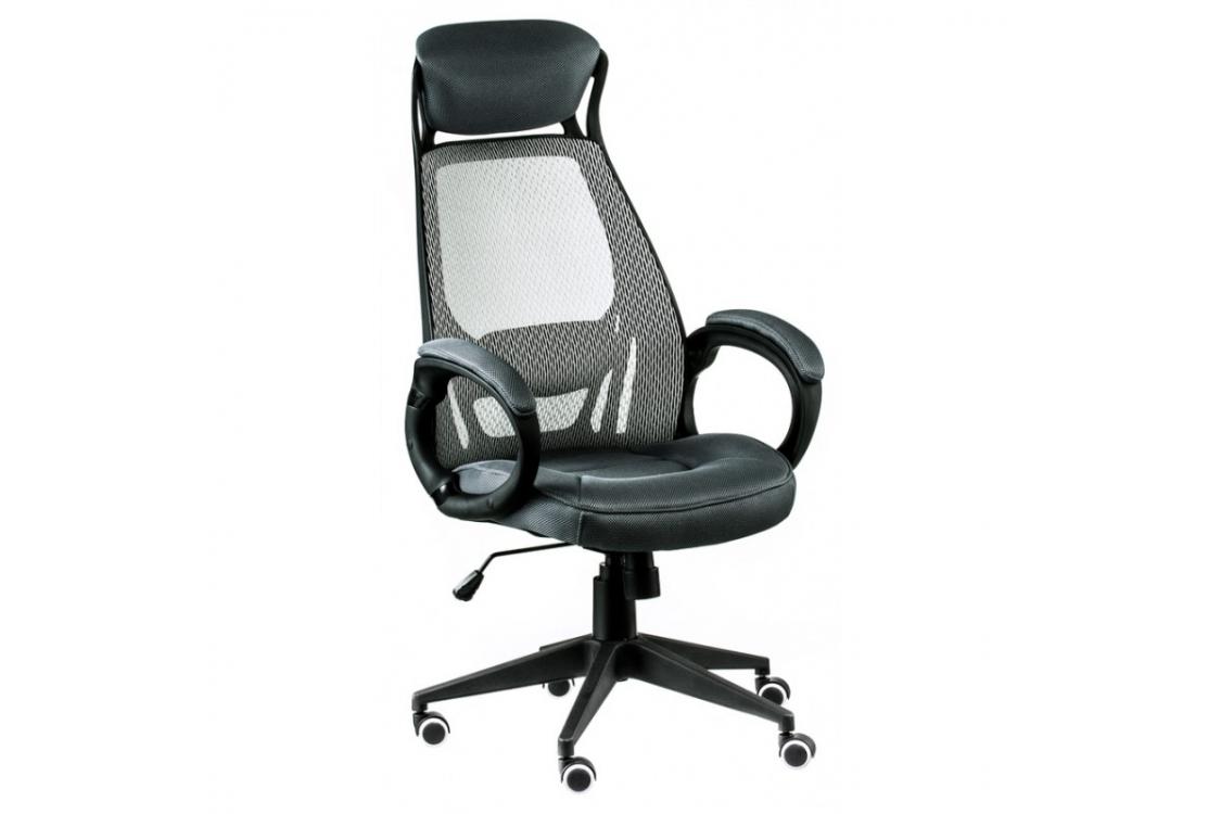 Компьютерное кресло Briz grey-black