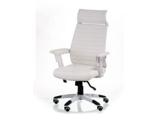Кресло администратора Monika (Моника) white