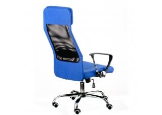 Кресло оператора Silba blue