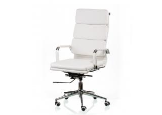 Кресло администратора  Solano 2 artleather white