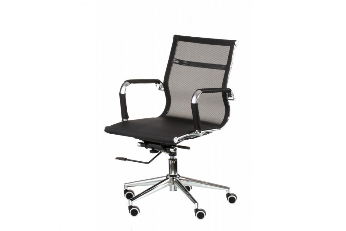 Офисное кресло Solano 3 mеsh black
