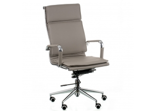 Кресло администратора Solano 4 artleather grey