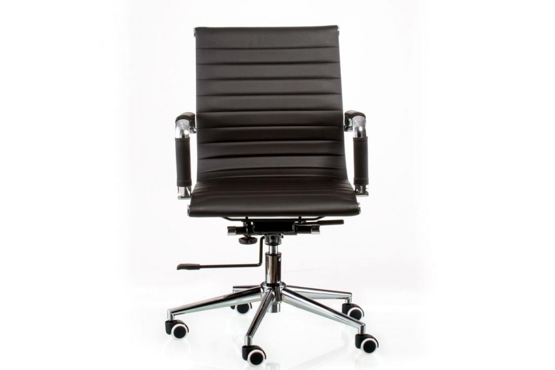 Офисное кресло Solano 5 artleather black