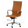 Кресло администратора Solano artleather light-brown