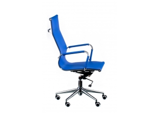 Кресло оператора Solano mеsh bluе