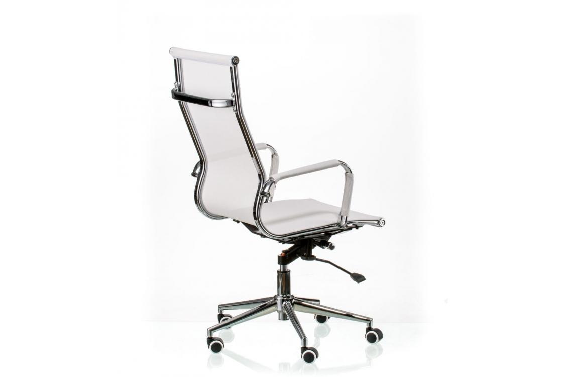 Кресло администратора Solano mesh white
