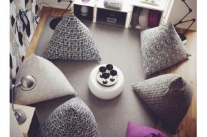 Бескаркасная мебель – это модно!