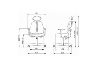 Кресло мини Duorest Smart